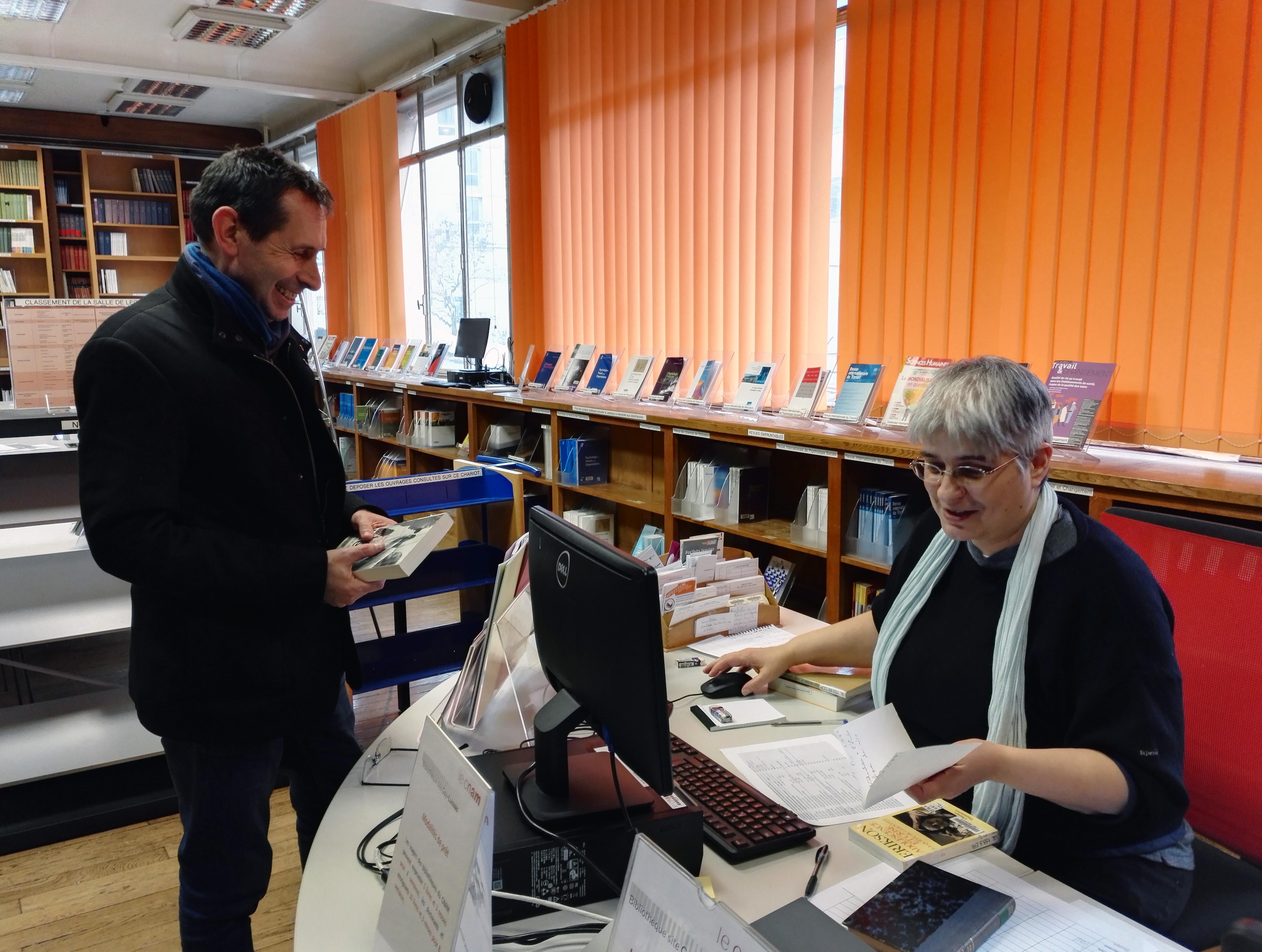 Bibliothèque Gay-Lussac