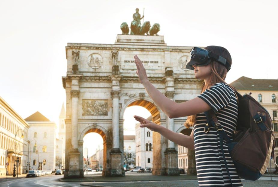 Au printemps 2020, la visite virtuelle du Louvre a attiré 10 millions de visiteurs en deux mois. Franz12 / Shutterstock